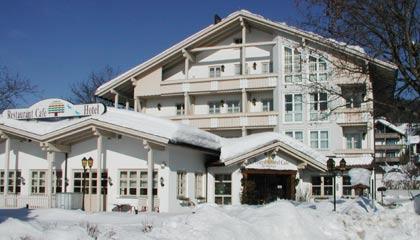 Hotel Pension Christinenhof Bodenmais